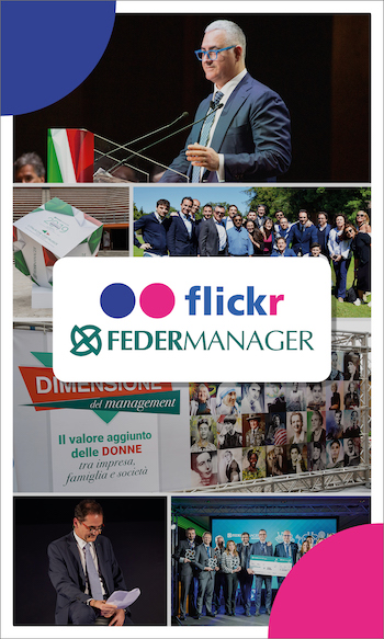 Apri la galleria Flickr di Federmanager